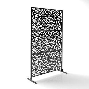 6 ft. H x 4 ft. W Metal Privacy Screen by Veradek