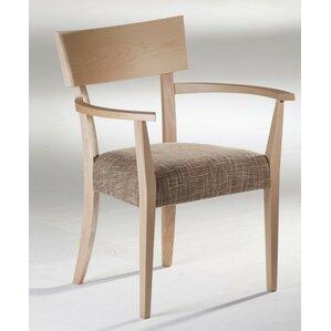 Kraig Arm Chair in Linen by Corrigan Studio