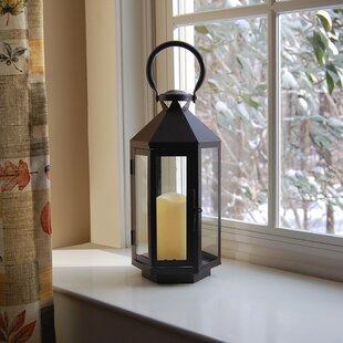 LumaBase Metal Lantern