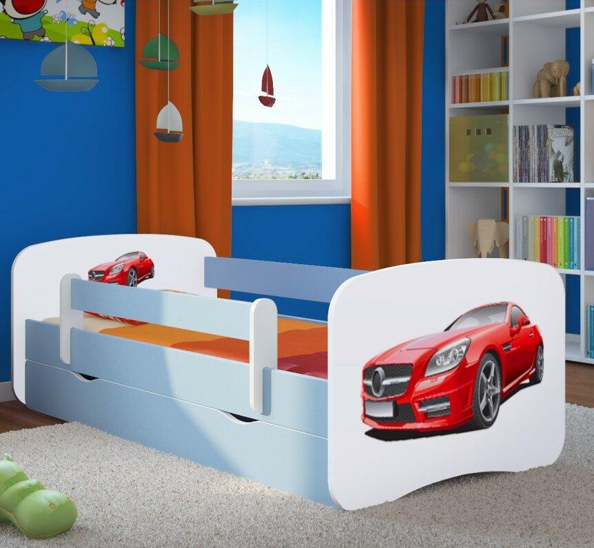 Kocot Kids Anpassbares Schlafzimmer-Set Mercedes mit Stauraum ...