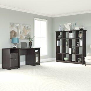 Red Barrel Studio Hillsdale 3-Piece Standard Desk Office Suite