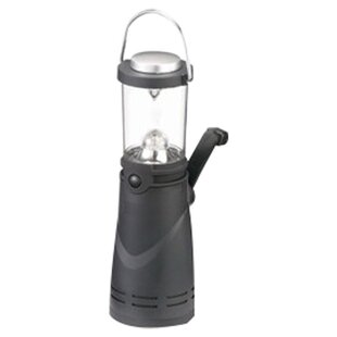 4 LED Wind Up Hanging Lantern by High Peak