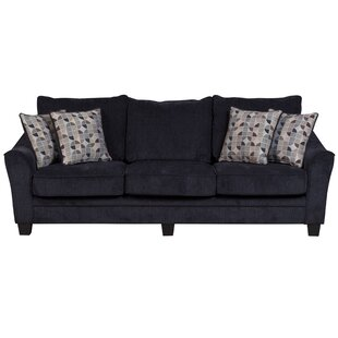 Clearance Haner Chenille Sofa by Winston Porter Reviews (2019) & Buyer's Guide