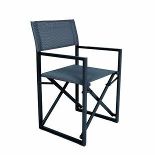 Aceves Folding Garden Chair Image