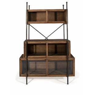 Montana Etagere Bookcase by 17 Stories