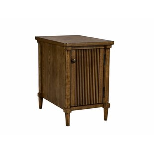 Veronica End Table by Broyhill?
