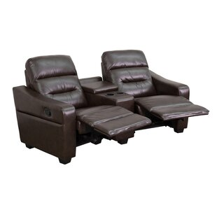 Dash Home Theater Sofa (Row of 2) by Latitude Run