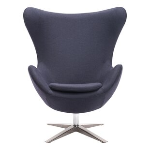Eringate Swivel Armchair by Wade Logan