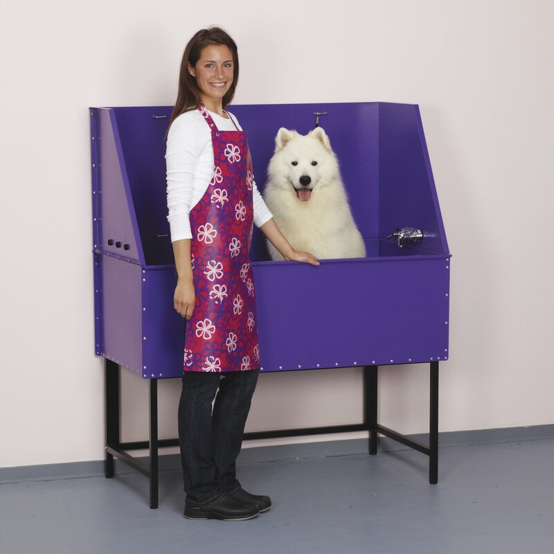 Master equipment everyday pro pet grooming tub reviews wayfair everyday pro pet grooming tub solutioingenieria Image collections