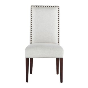 Josepha Upholstered Dining Chair (Set Of 2) by Alcott Hill Spacial Price