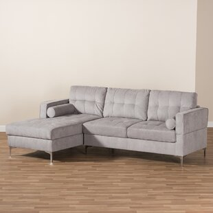 Spada Modern and Contemporary Sectional by Orren Ellis