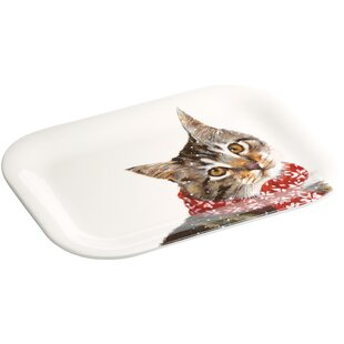 Kitty Snack Platter (Set of 2)