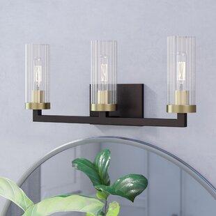 Brayden Studio Karns 3-Light Vanity Light