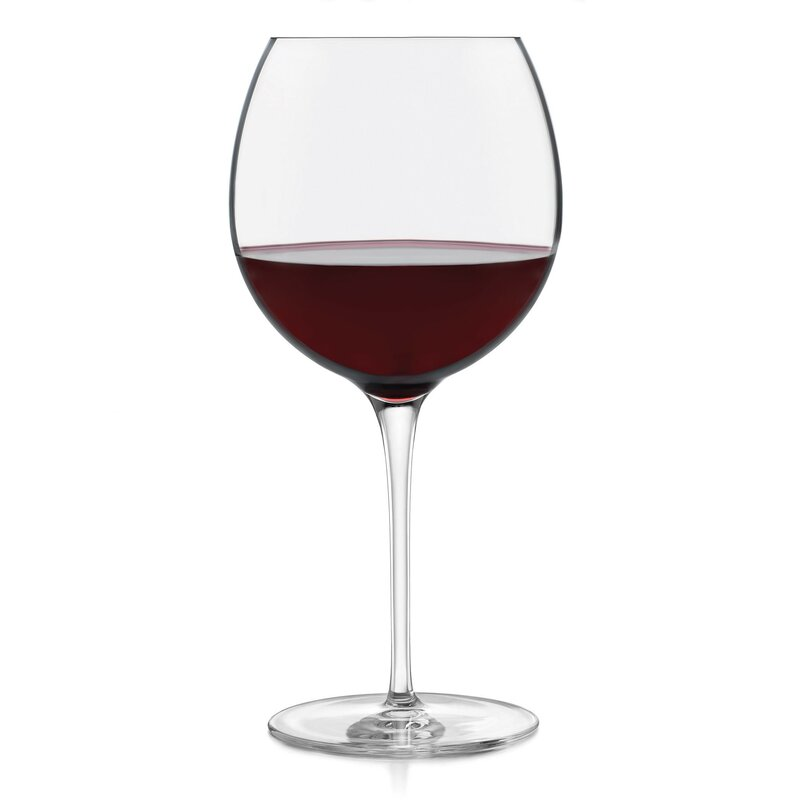 Libbey Signature Kentfield 24 Oz Red Wine Glass Reviews Wayfair