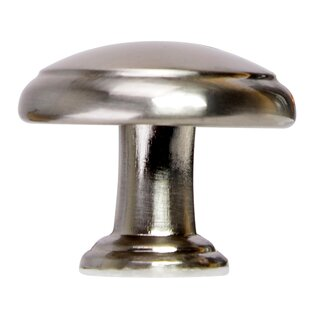 South Main Hardware Modern Round Mushroom Knob (Set of 25)