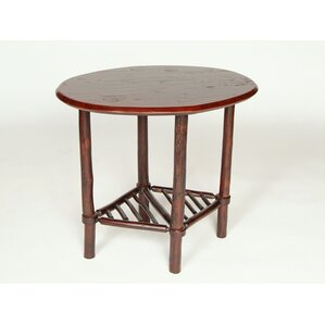 Spiro End Table by Flat Rock Furniture