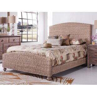 Driftwood Woven Panel Bed by Panama Jack Home Modern