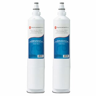 ReplacementBrand Comparable Refrigerator Water Filter (Set of 2)