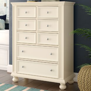 Marhill 5 Drawer Chest by Beachcrest Home