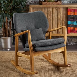 Brayden Studio Welch Rocking Chair