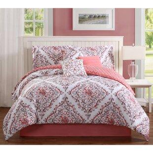 Perla 7 Piece Reversible Comforter Set by Studio17