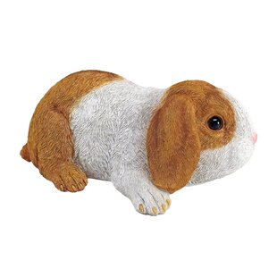 Holland The Lop Earred Bunny Rabbit Statue Image