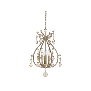 Most Wonderful Savoy House Carmel 3 Light Open Foyer Pendant