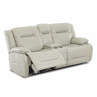 Rutan Reclining Loveseat by Charlton Home