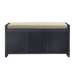 Allen Wood Storage Bench by Homestyle Collection