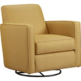 Brayden Studio Kennon Swivel Glider