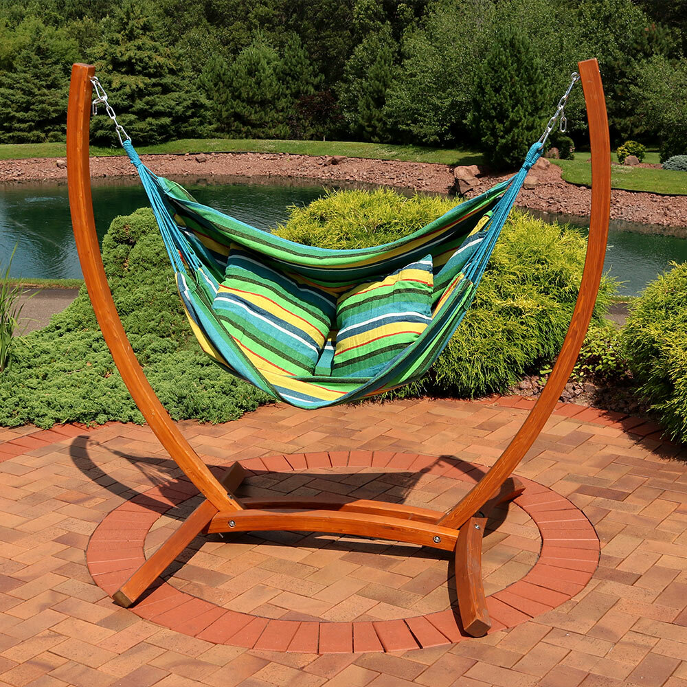 seat w outsunny canopy loveseat person outdoor porch swing patio hammock living chair