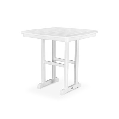 Nautical Square 29 Inch Table by POLYWOOD® No Copoun