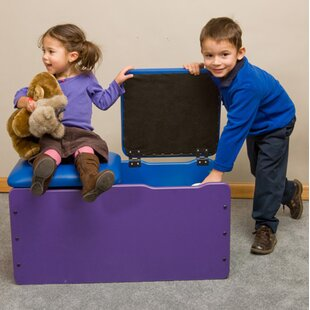 Comparison Double Toy Box By Playscapes