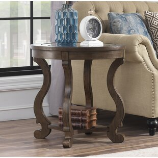 Caigan End Table