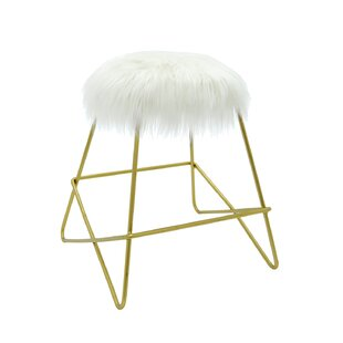 Everly Quinn Lyla Accent Stool
