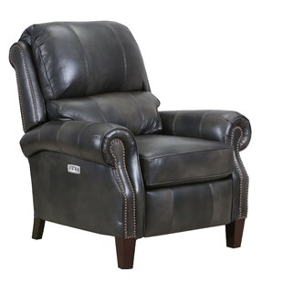 Schaible Hi-Leg Recliner by Canora Grey Bargain