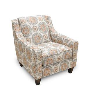 Latitude Run Ahmed Wooden Framed Armchair
