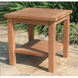 Gasaway Teak Side Table