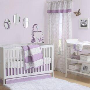 Tri Style 4 Piece Crib Bedding Set