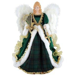 Irish Angel Tree Topper