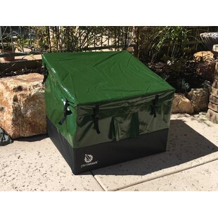 Yardstash Solutions Outdoor 85 Gallon Plastic Deck Box