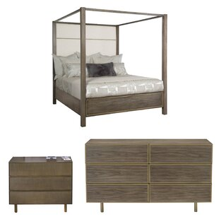 Profile King Canopy Configurable Bedroom Set by Bernhardt Coupon