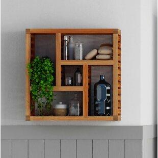 50 x 50cm Bathroom Shelf by Relaxdays