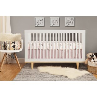 Marley 3-in-1 Convertible Crib By Baby Mod
