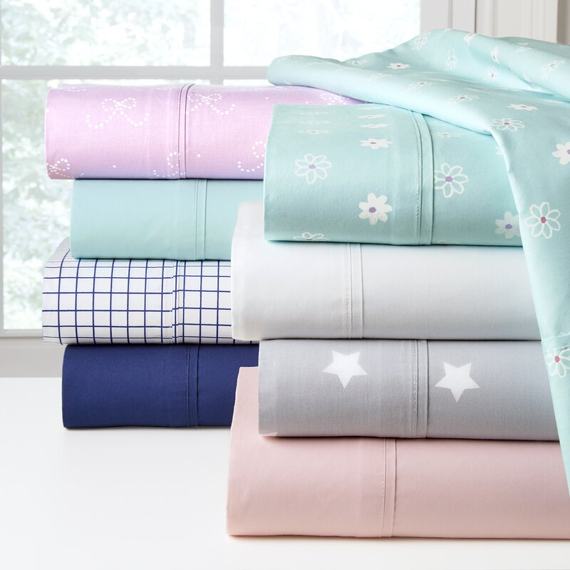 361db979153a Pointehaven 200 Thread Count 100% Soft Cotton Percale Sheet Set ...