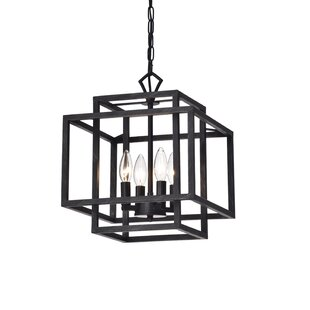Circleville Ironwork 4-Light S..
