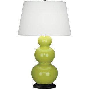 Triple Gourd 33 Table Lamp