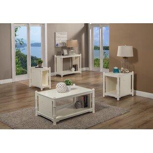 Affordable Goeltz 4 Piece Coffee Table Set ByHighland Dunes