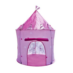 Matney Fairy Castle Pop-Up Play Tent  sc 1 st  Wayfair & Fairy Tent | Wayfair