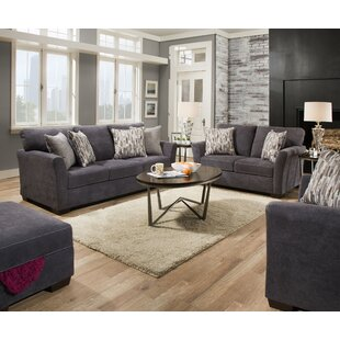 Darby Home Co Nakedra Occasional 3 Piece Coffee Table Set